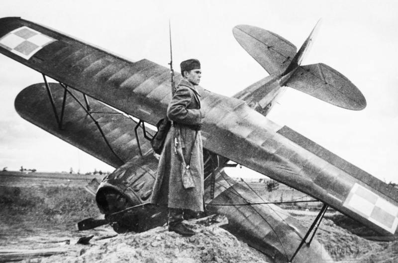 84878 - Раздел Польши и Польская кампания 1939 г.