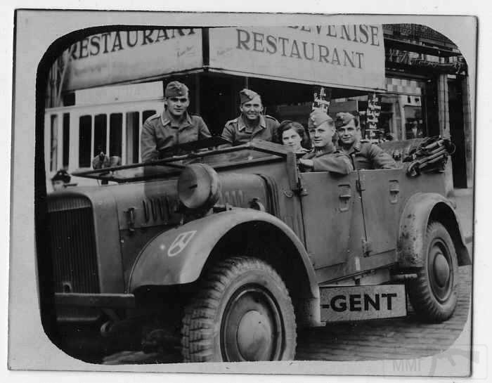 8493 - Грузовые и спец.автомобили Третьего рейха