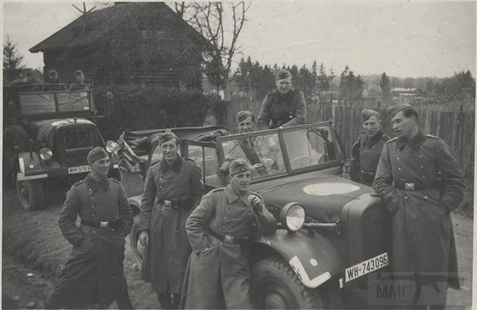 8494 - Грузовые и спец.автомобили Третьего рейха