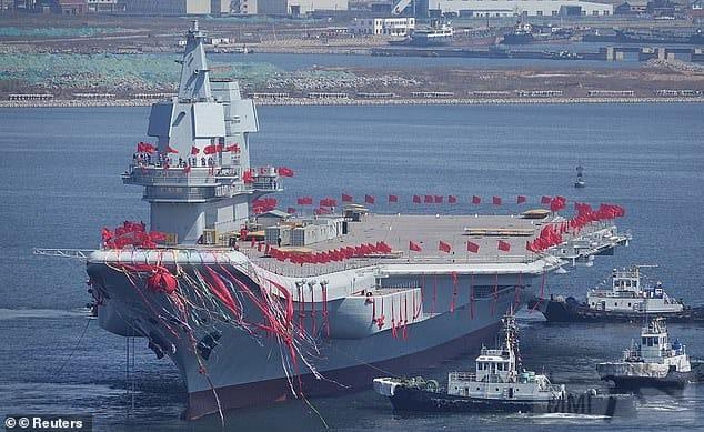 84969 - Современные китайские ВМС