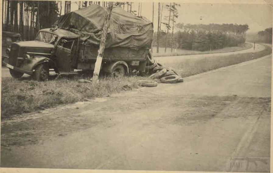 8501 - Грузовые и спец.автомобили Третьего рейха