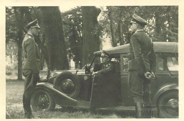 8505 - Легковые автомобили Третьего рейха
