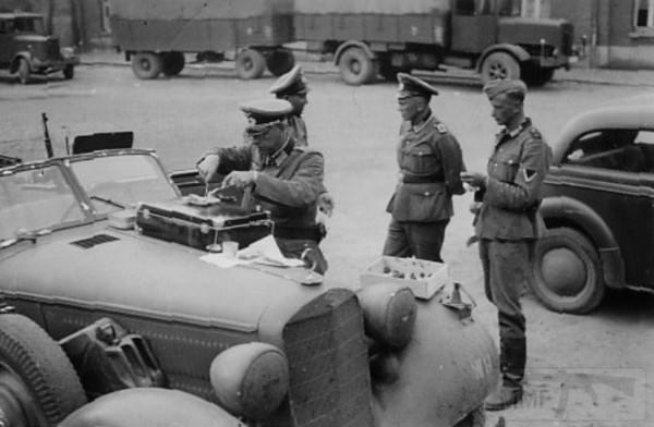 8506 - Легковые автомобили Третьего рейха