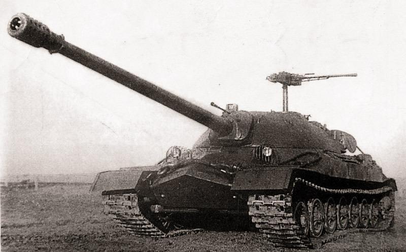 8512 - Не пошедшие в серию послевоенные прототипы