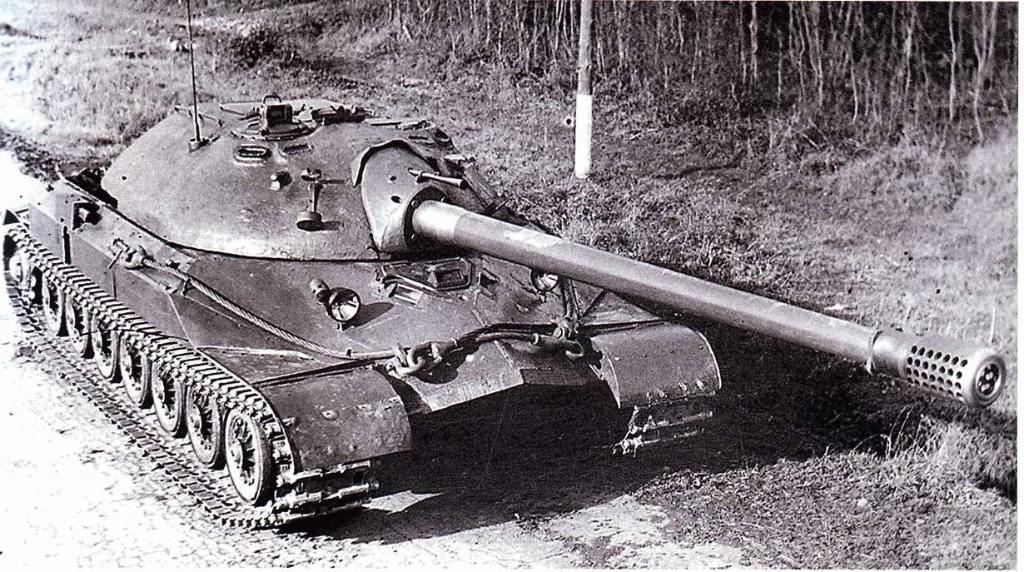 8513 - Не пошедшие в серию послевоенные прототипы