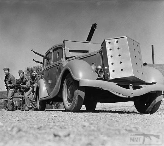 85130 - Военное фото 1939-1945 г.г. Западный фронт и Африка.