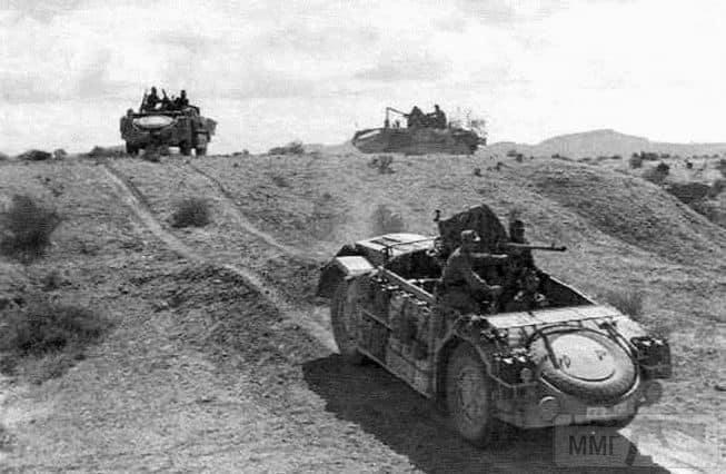 85136 - Военное фото 1939-1945 г.г. Западный фронт и Африка.
