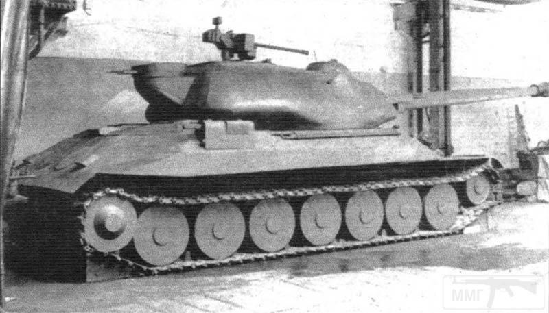 8516 - Не пошедшие в серию послевоенные прототипы