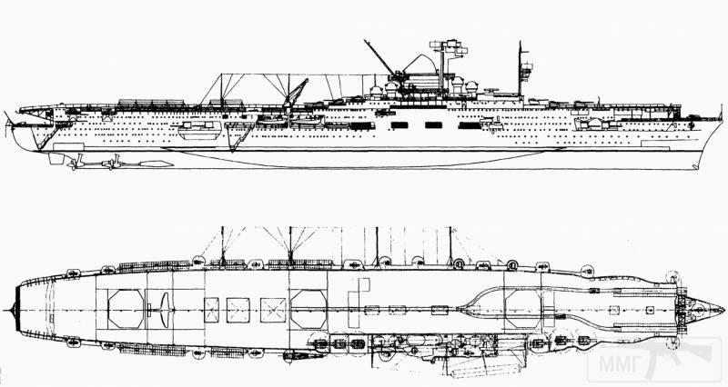 8517 - Авианосцы, развитие проекта 72.