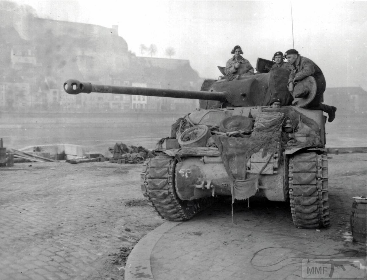 85183 - Военное фото 1939-1945 г.г. Западный фронт и Африка.