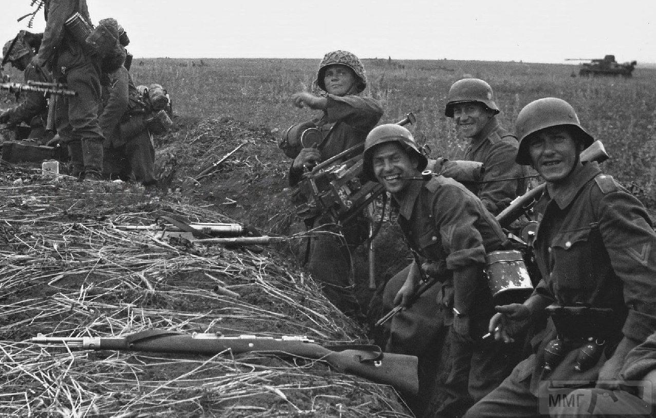 85191 - Военное фото 1941-1945 г.г. Восточный фронт.