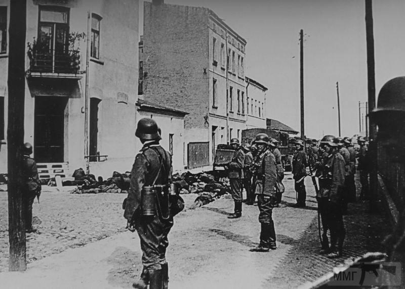 85244 - Раздел Польши и Польская кампания 1939 г.