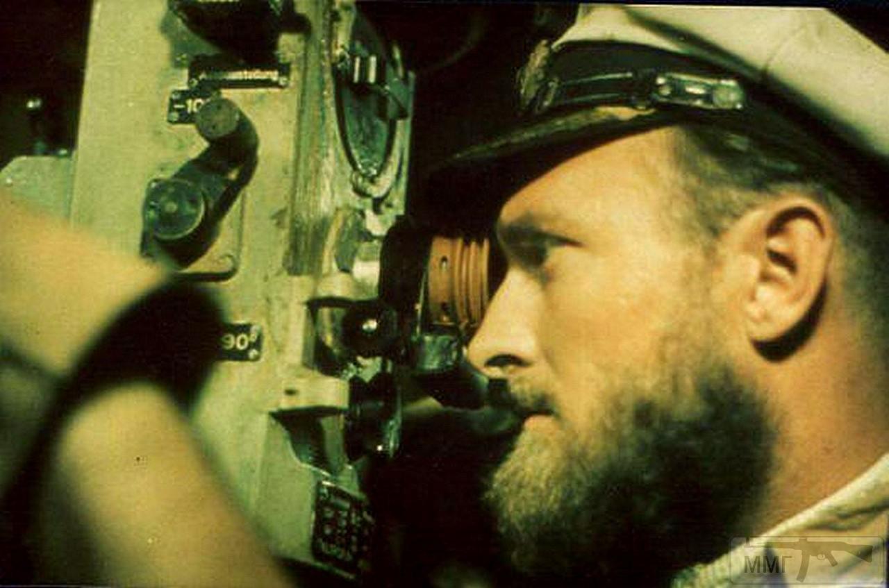 85281 - Действия немецких подлодок в Атлантике
