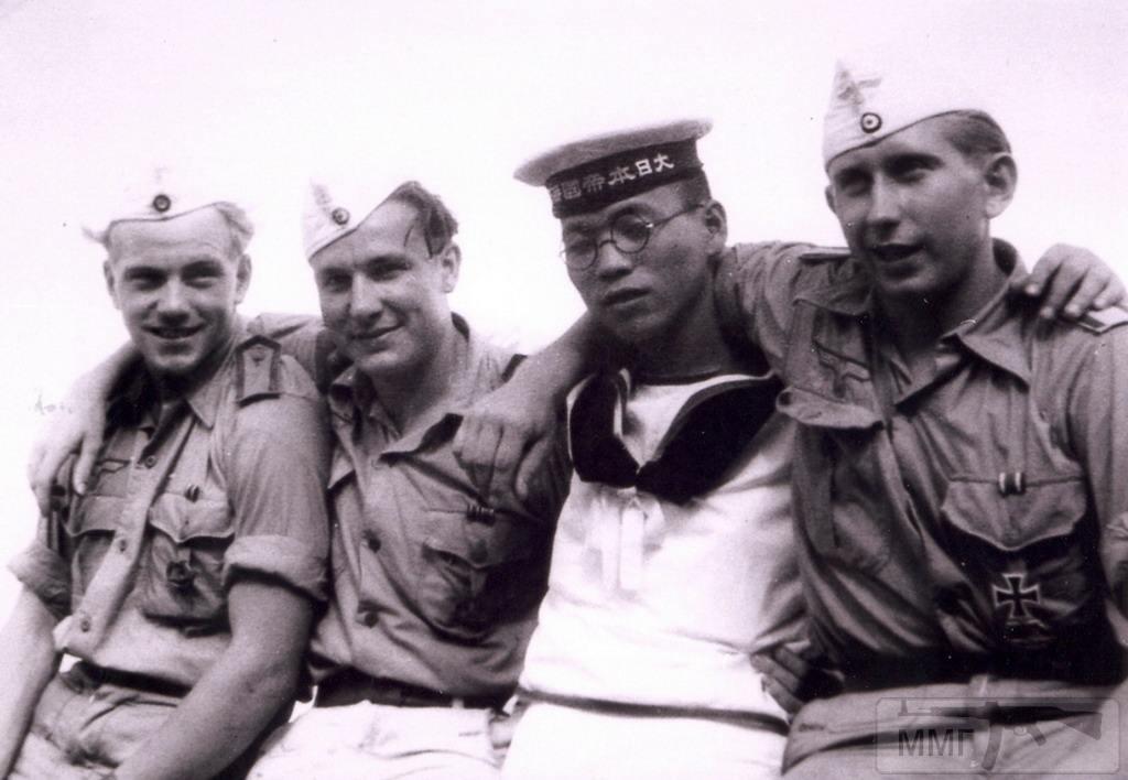 85428 - Военное фото 1941-1945 г.г. Тихий океан.