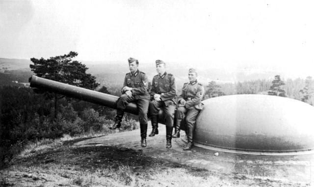 8570 - Корабельные пушки-монстры в музеях и во дворах...