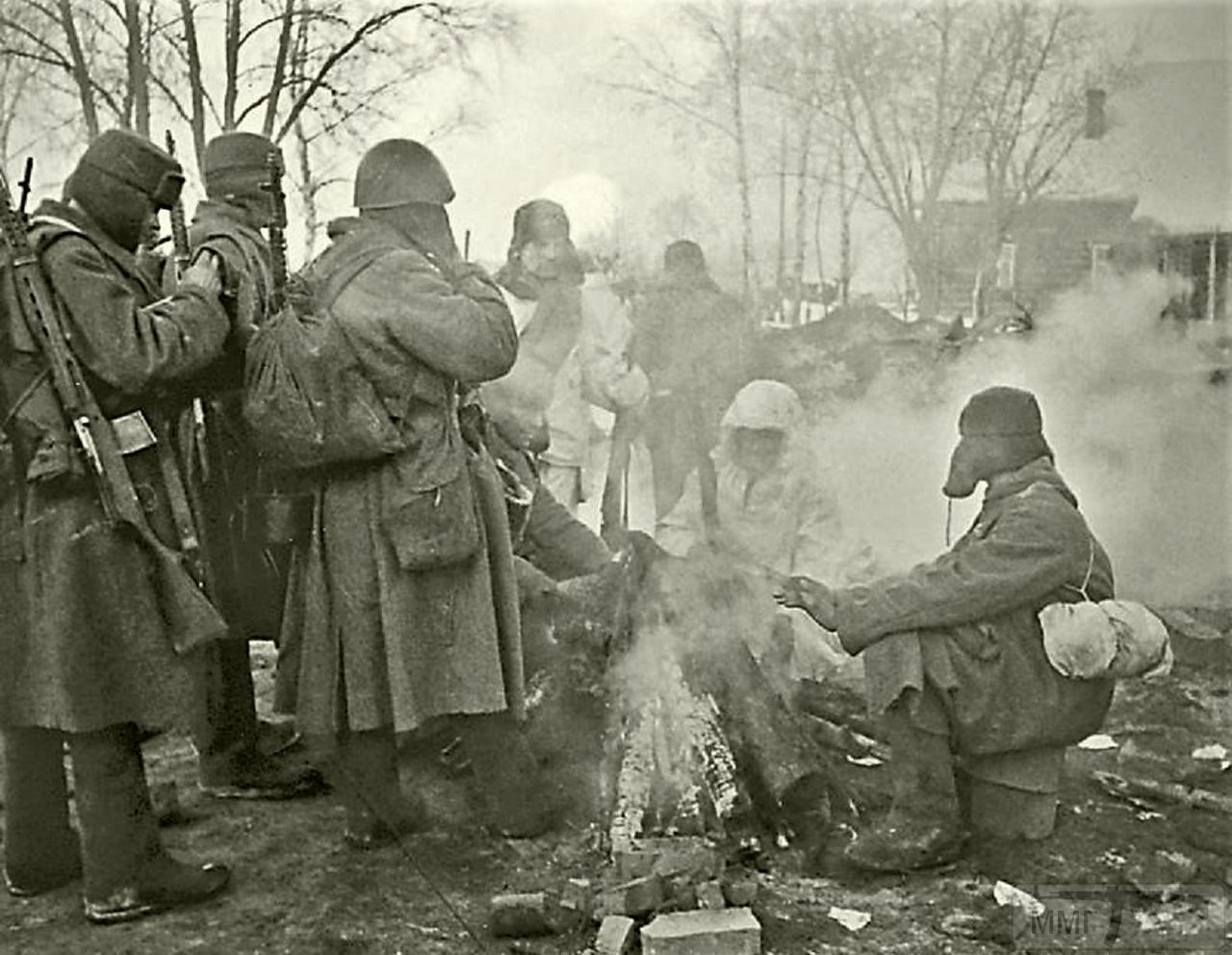 85718 - Военное фото 1941-1945 г.г. Восточный фронт.