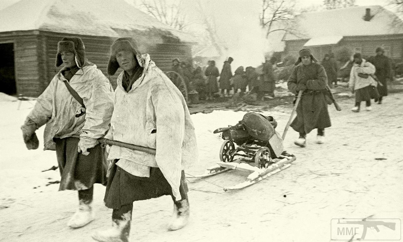 85719 - Военное фото 1941-1945 г.г. Восточный фронт.