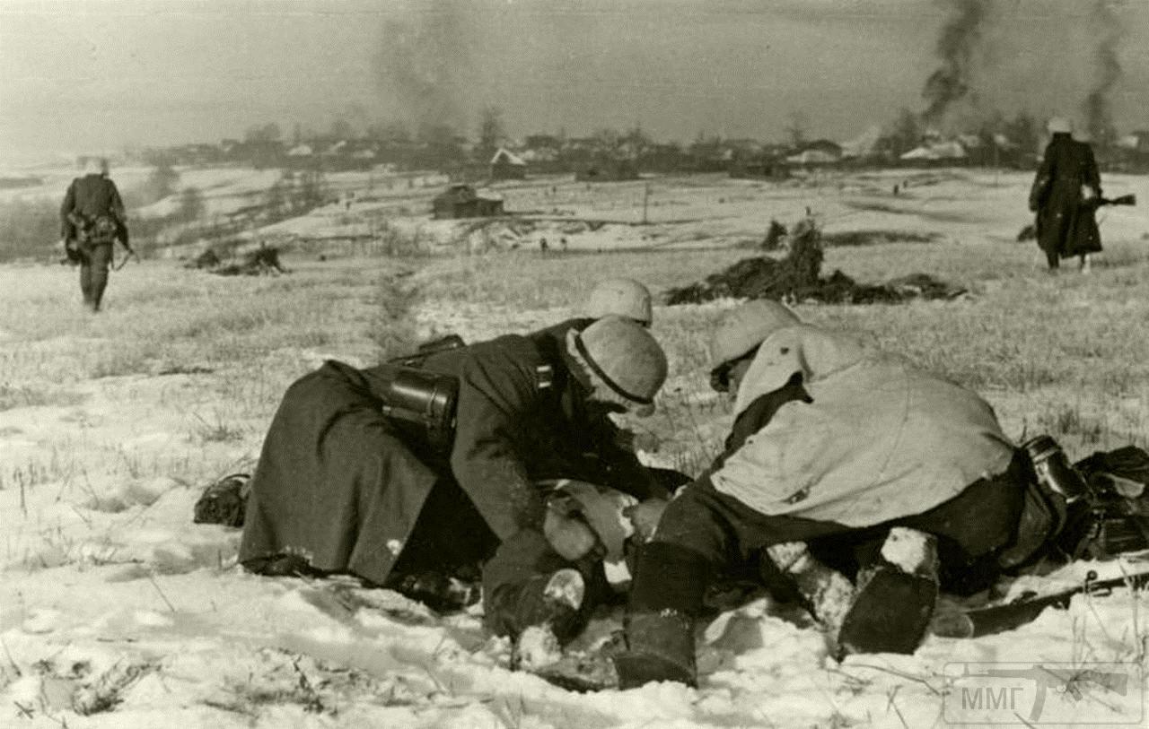 85722 - Военное фото 1941-1945 г.г. Восточный фронт.