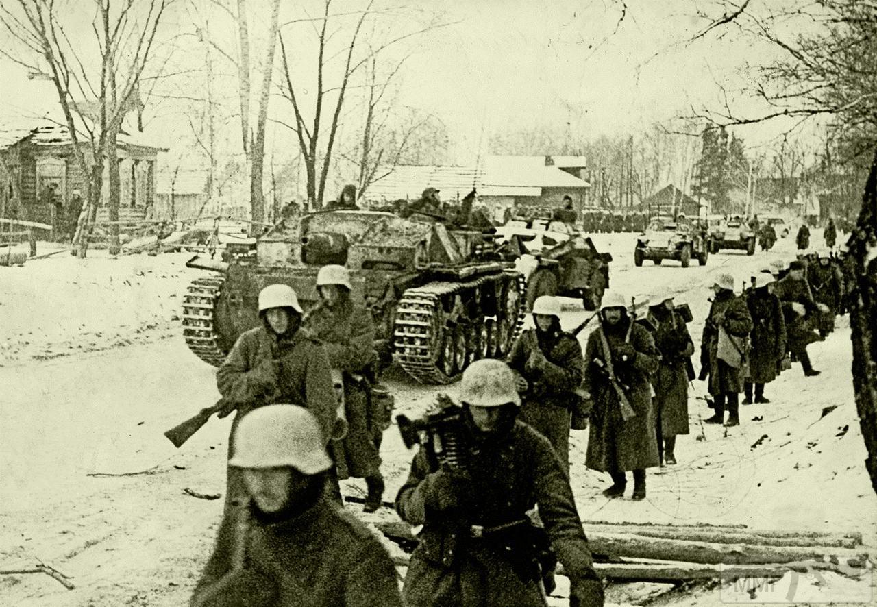 85723 - Военное фото 1941-1945 г.г. Восточный фронт.