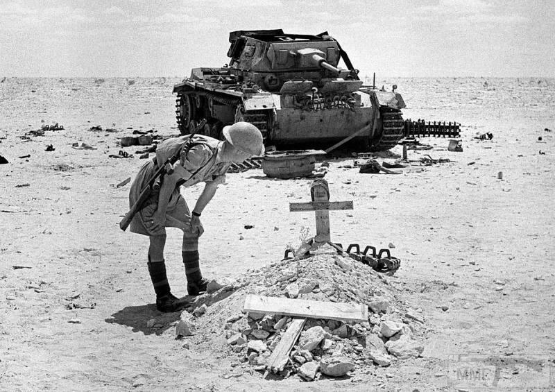 86148 - Военное фото 1939-1945 г.г. Западный фронт и Африка.