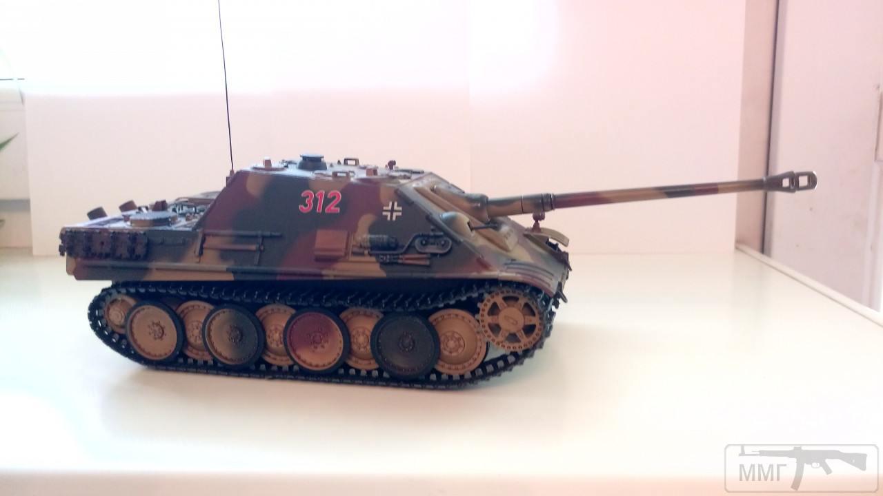86162 - Продам собранную модель Jagdpanther 1:35