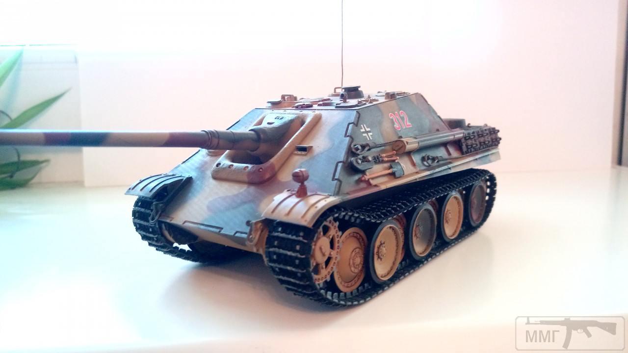86163 - Продам собранную модель Jagdpanther 1:35
