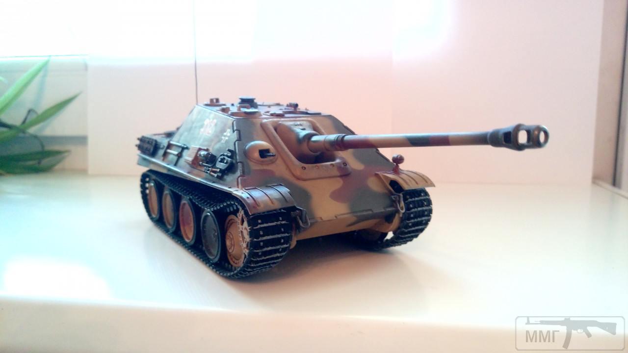 86164 - Продам собранную модель Jagdpanther 1:35