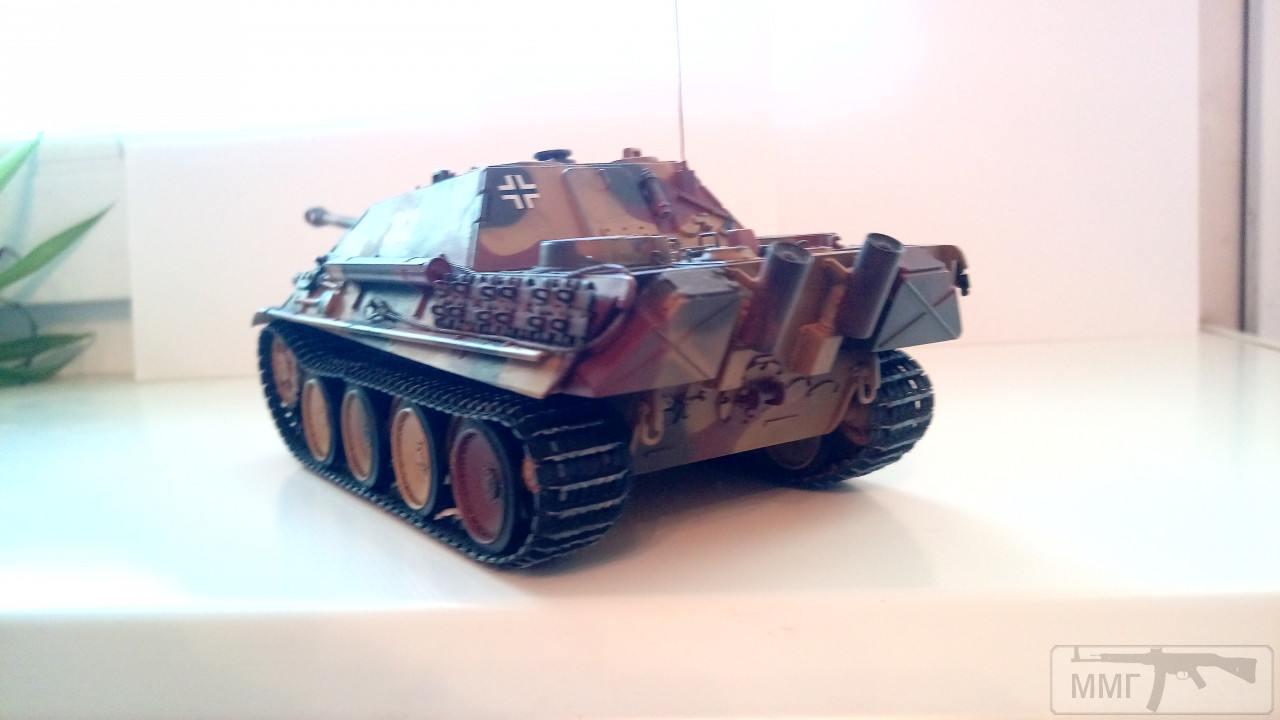 86165 - Продам собранную модель Jagdpanther 1:35