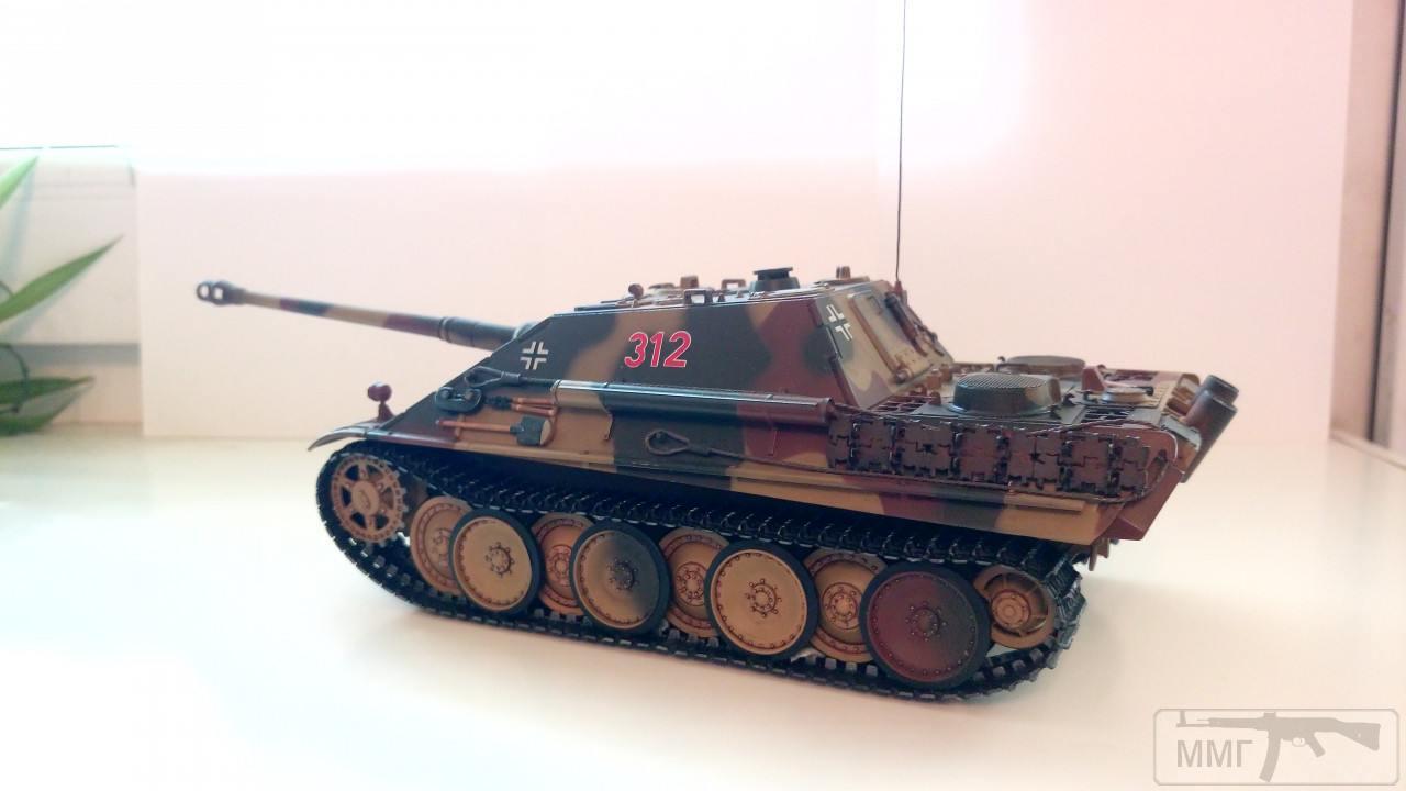 86166 - Продам собранную модель Jagdpanther 1:35