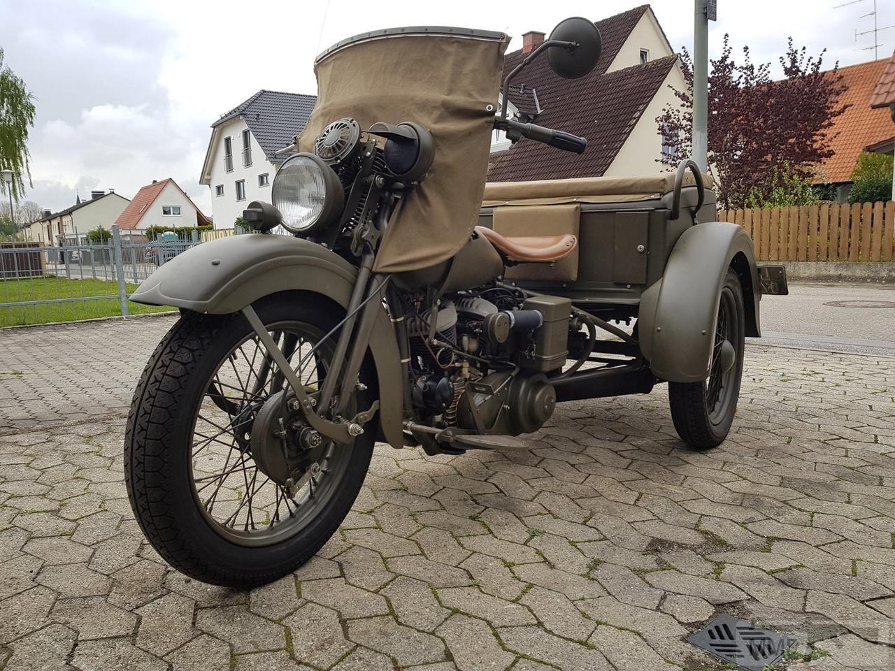 86167 - Армейские мотоциклы