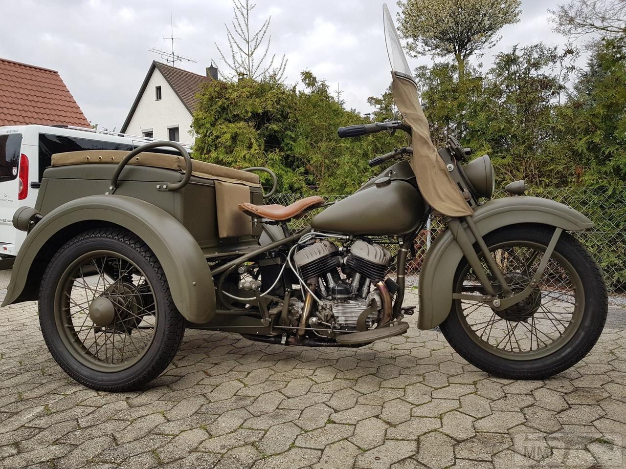 86168 - Армейские мотоциклы