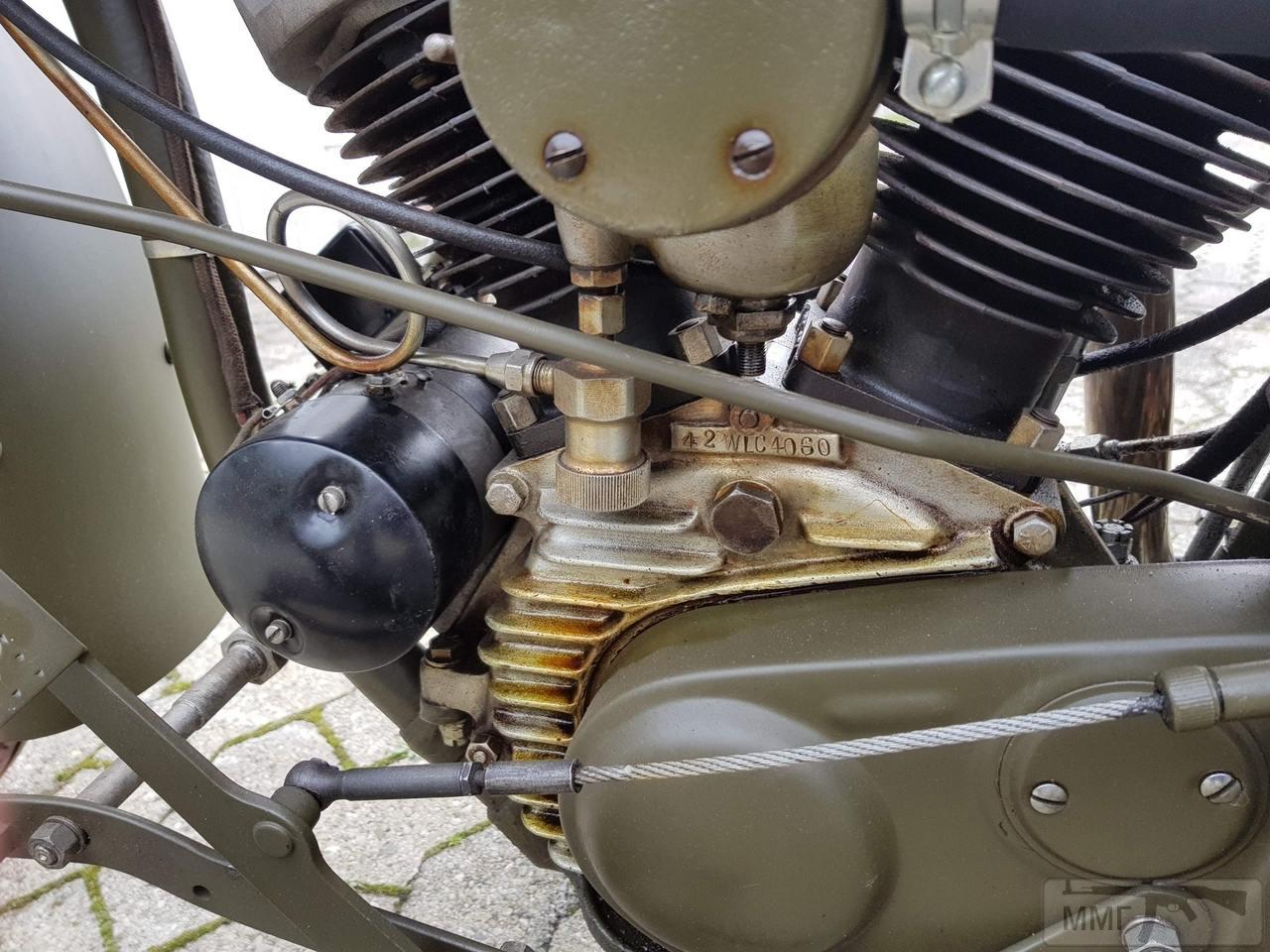 86170 - Армейские мотоциклы