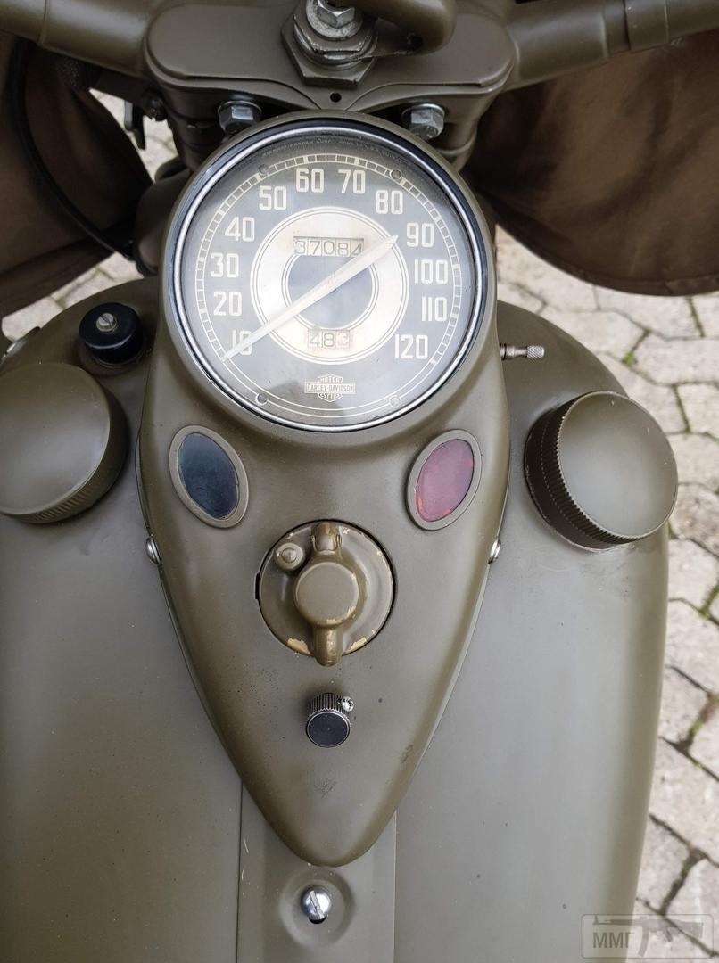 86171 - Армейские мотоциклы