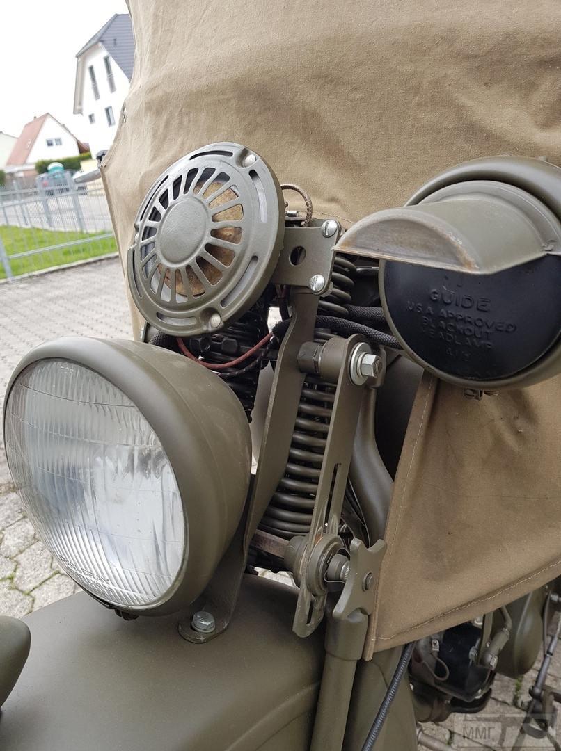 86172 - Армейские мотоциклы