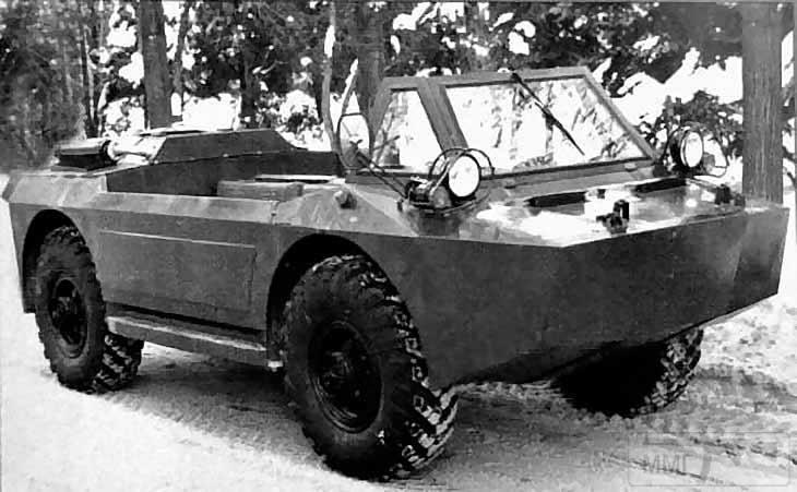 86181 - Современные автомобили-амфибии