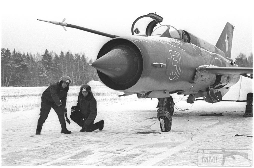 86215 - Последние МиГ-21