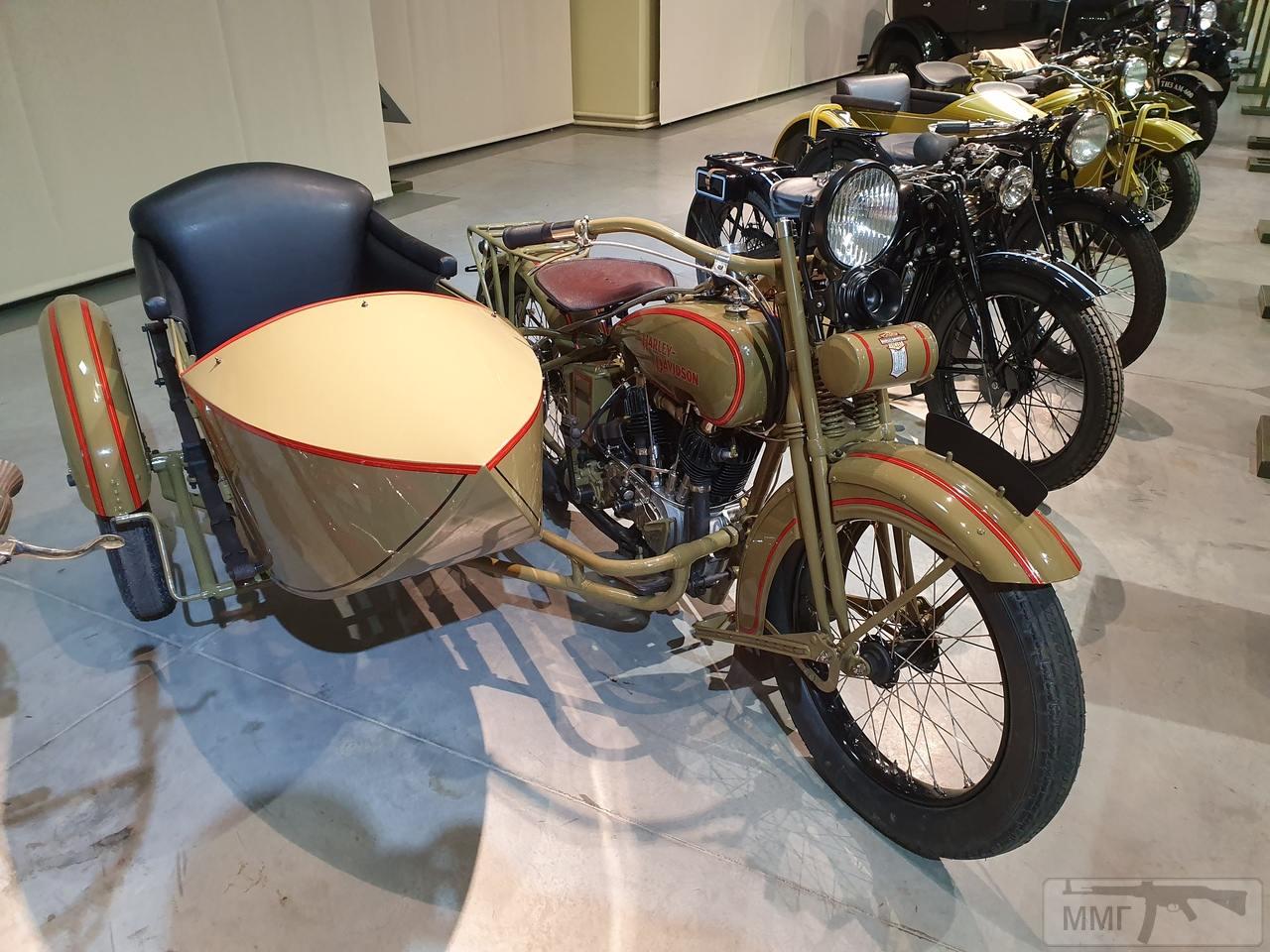 86465 - Армейские мотоциклы