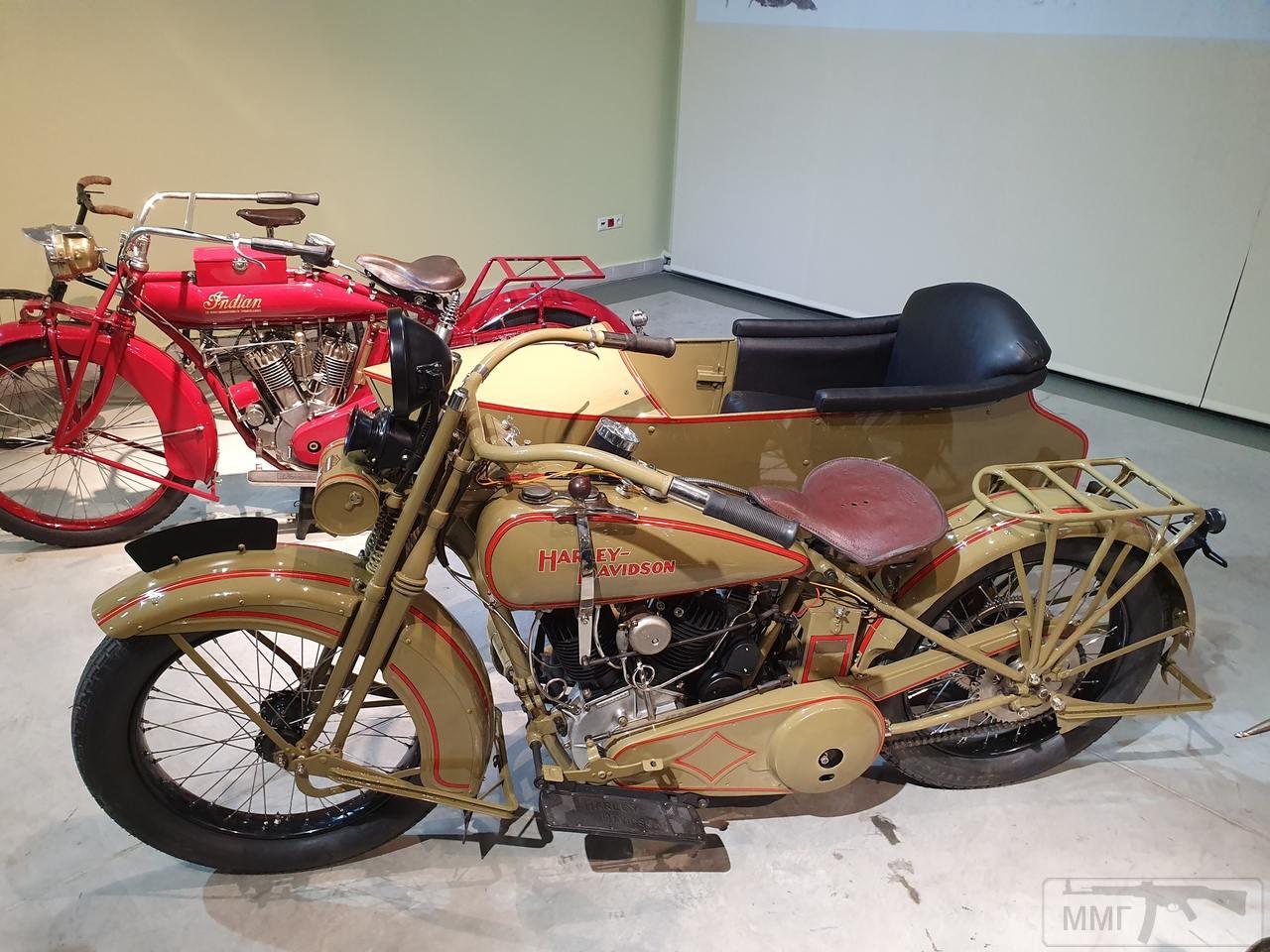 86466 - Армейские мотоциклы