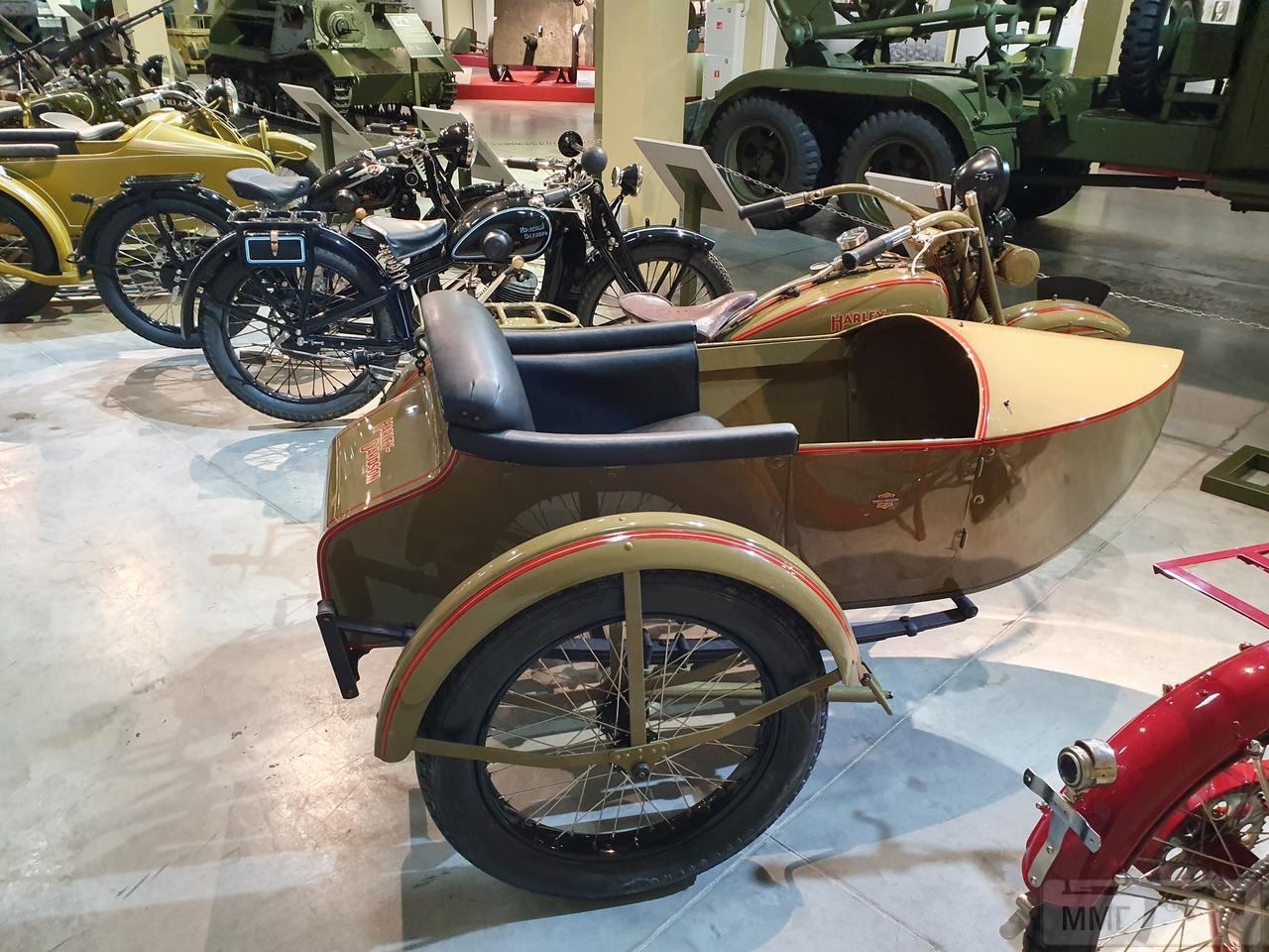 86467 - Армейские мотоциклы
