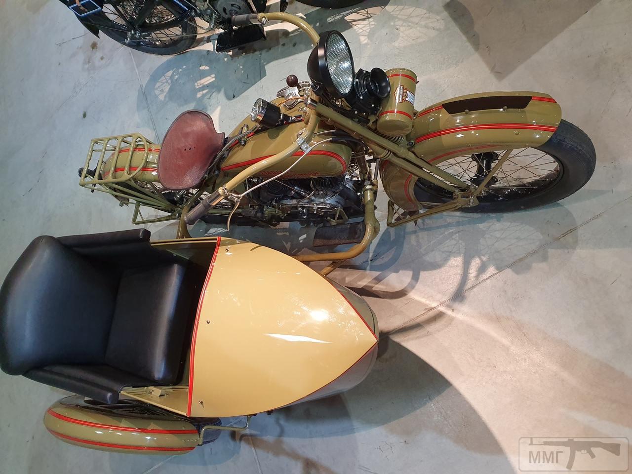 86468 - Армейские мотоциклы