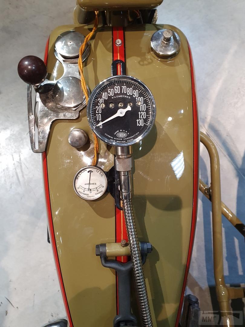86470 - Армейские мотоциклы
