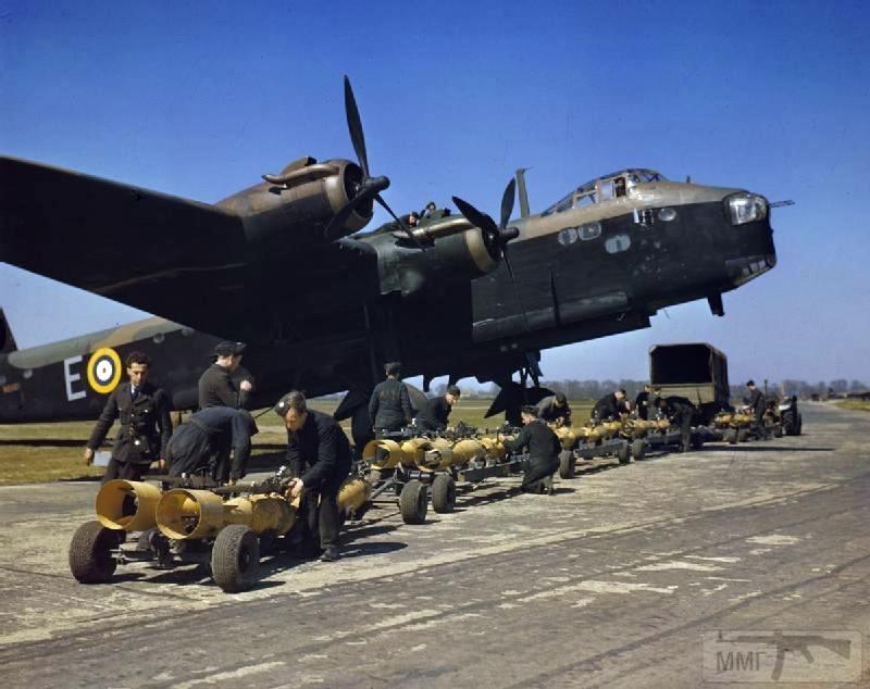 86580 - Стратегические бомбардировки Германии и Японии