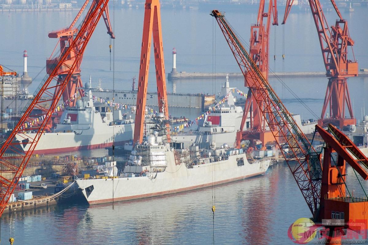 86583 - Современные китайские ВМС