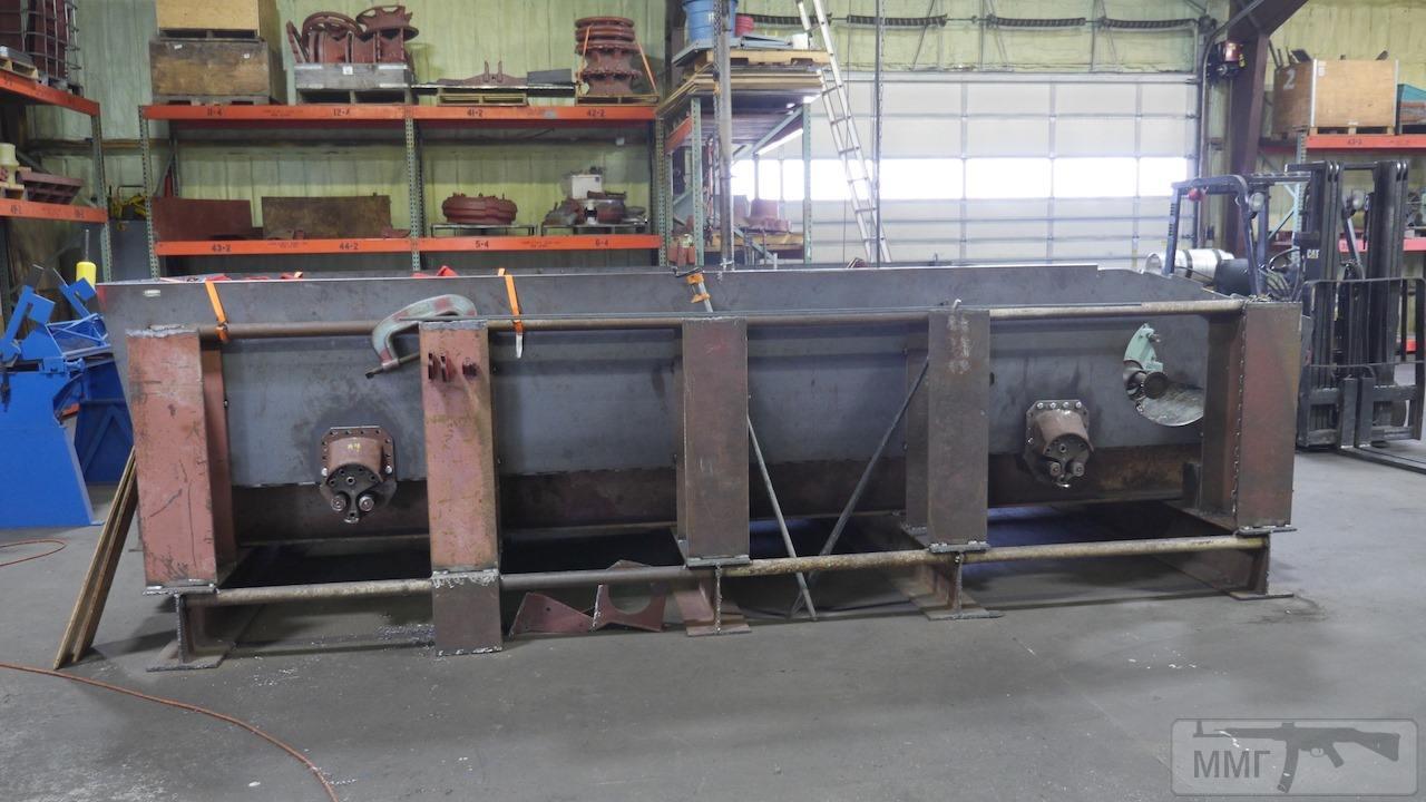 86592 - Деревянный танк