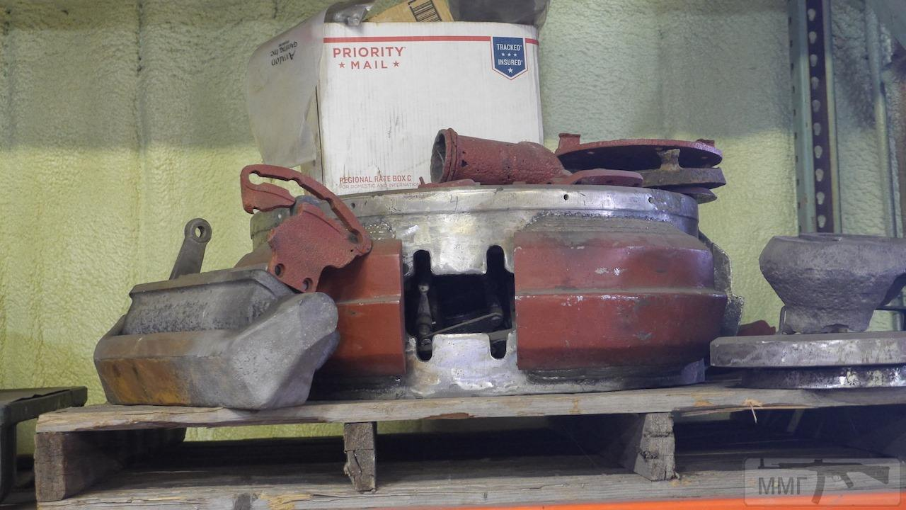 86595 - Деревянный танк