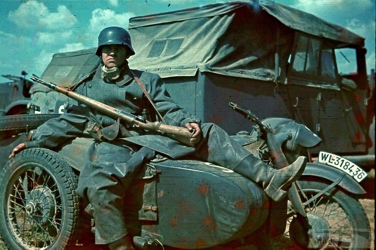 86604 - Армейские мотоциклы