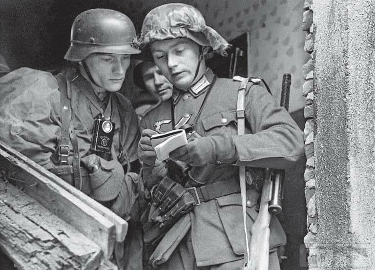 86632 - Военное фото 1939-1945 г.г. Западный фронт и Африка.
