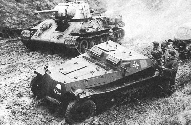 8671 - Трофейная техника Второй мировой