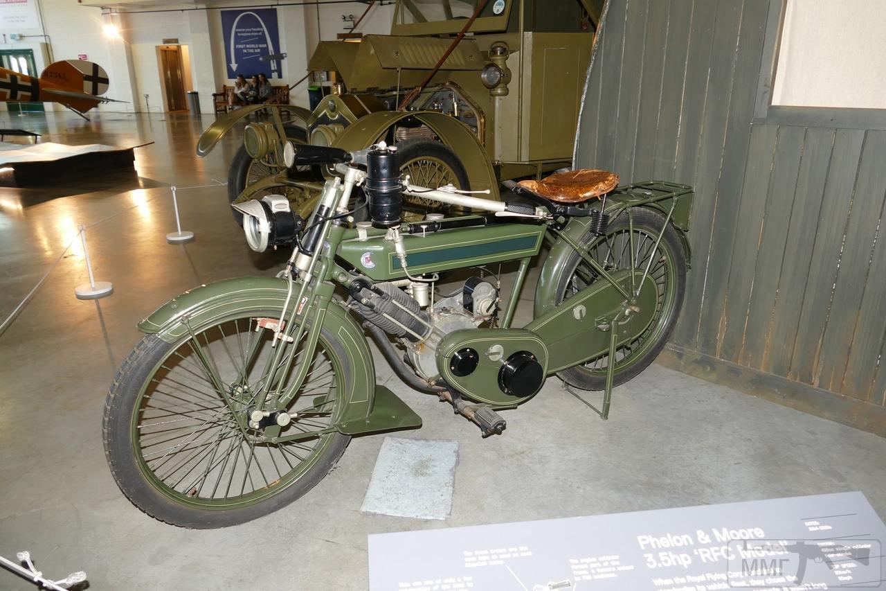 87143 - Армейские мотоциклы