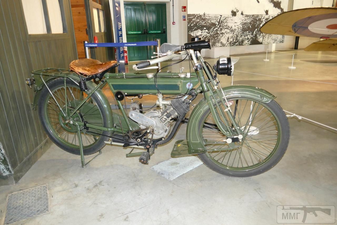87144 - Армейские мотоциклы